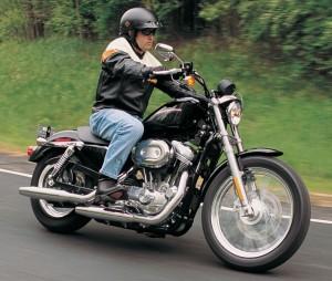 Harley Davidson Sportster Motorcycle 1